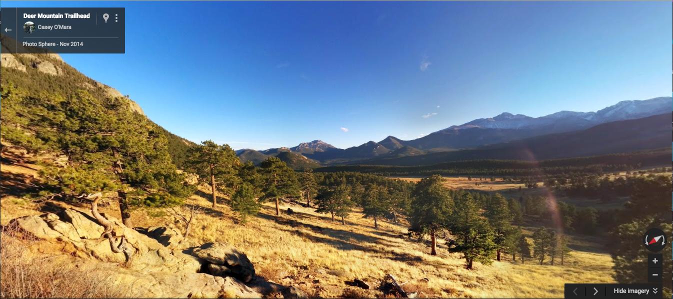 Colorado Virtual Run - Deer Mountain