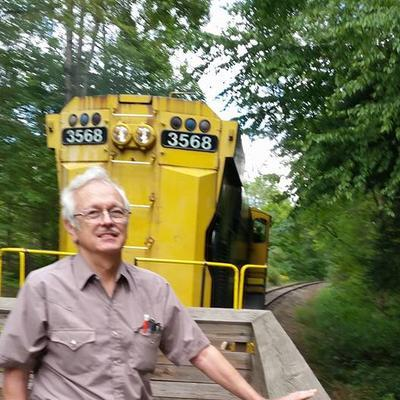 William, 73, has been logging miles with Racery for nearly three years.