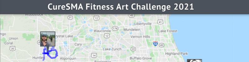 Fund raise with a virtual run art 5k challenge (new!)